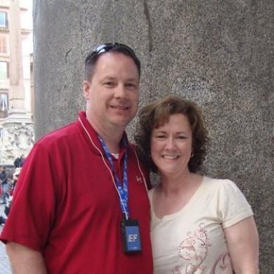 Greg & Karen Lamb